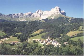 Château-Bernard, station de ski
