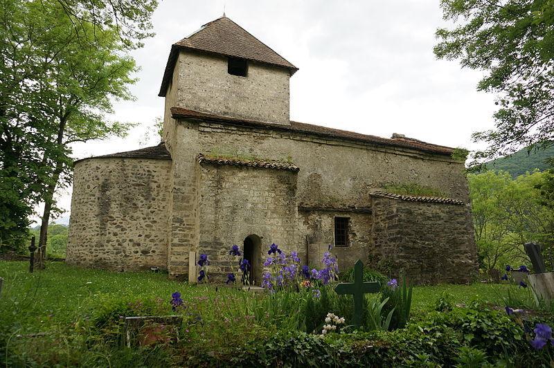 Chapelle Saint-Christophe de Pâquier
