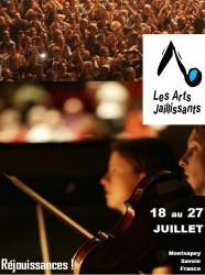 Festival des Arts Jaillissants