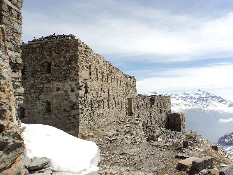 Fort de Malamot, Lanslebourg-Mont-Cenis