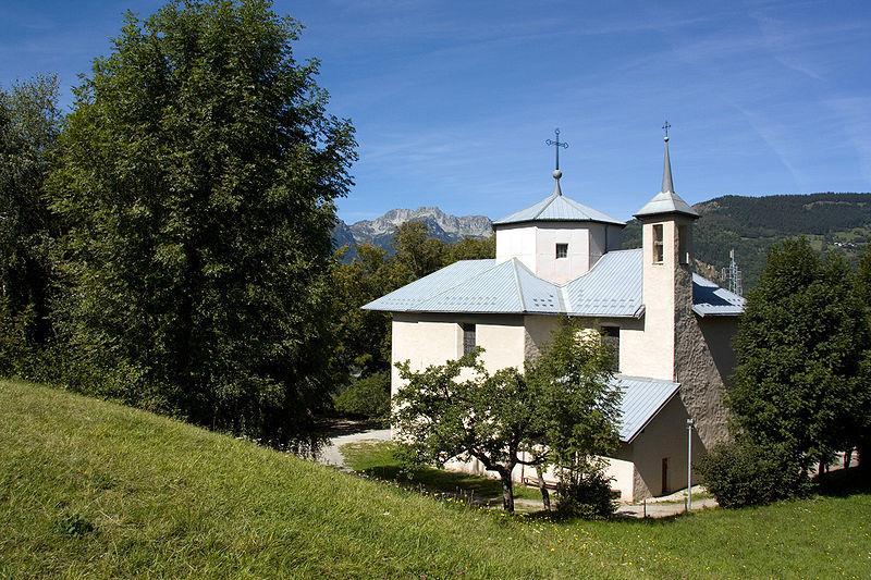 Chapelle ND de Beaurevers