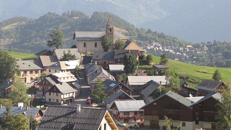 Église paroissiale - Les Albiez-Montrond