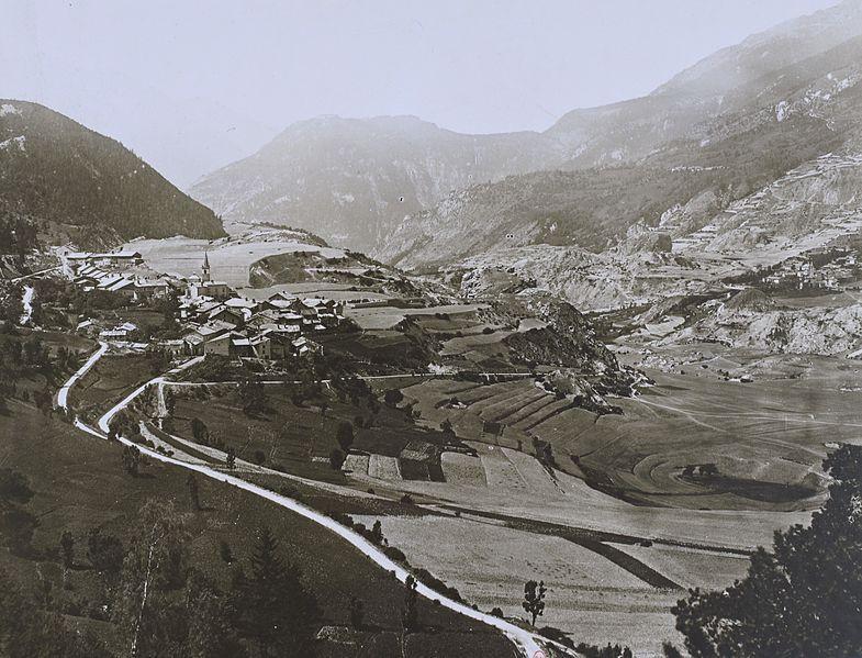 La route des Alpes - Villarodin et les environs de Modane