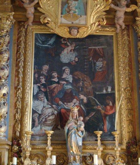 Chapelle de Montandré, Hermillon