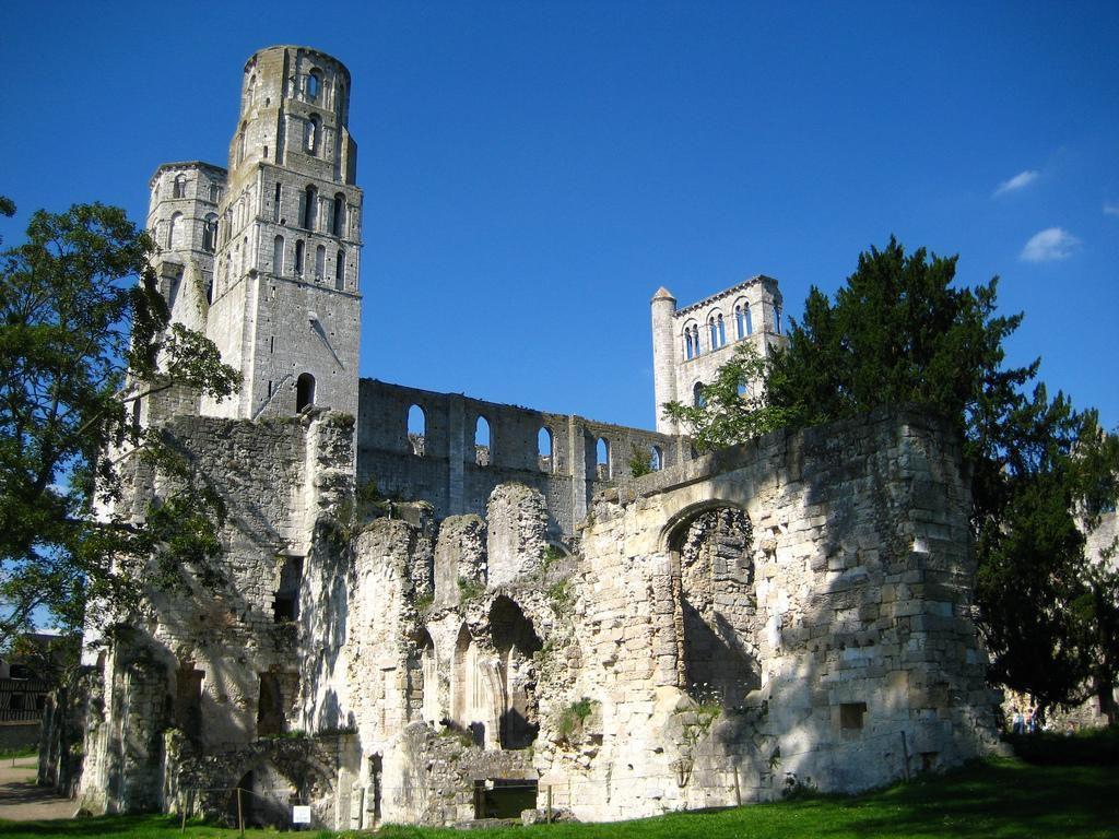 Abbaye_Jumièges