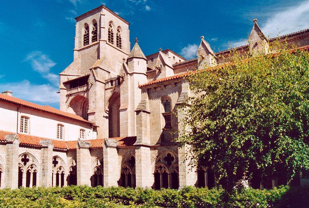Eglise abbatiale Saint-Robert_La Chaise-Dieu
