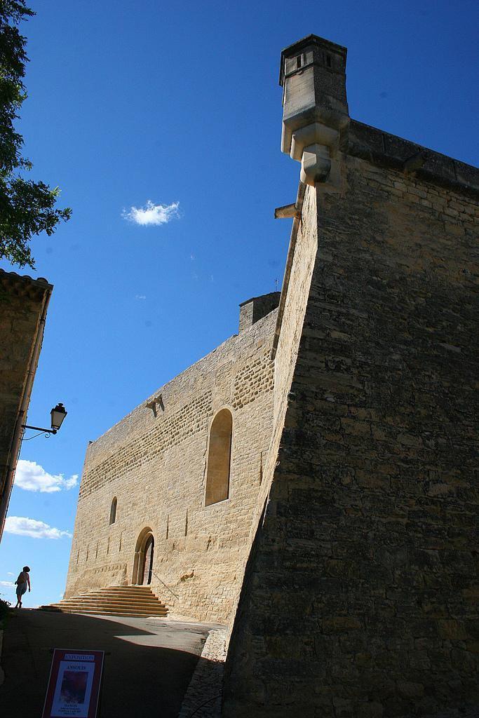 Chateau d'Ansouis - Luberon, Vaucluse