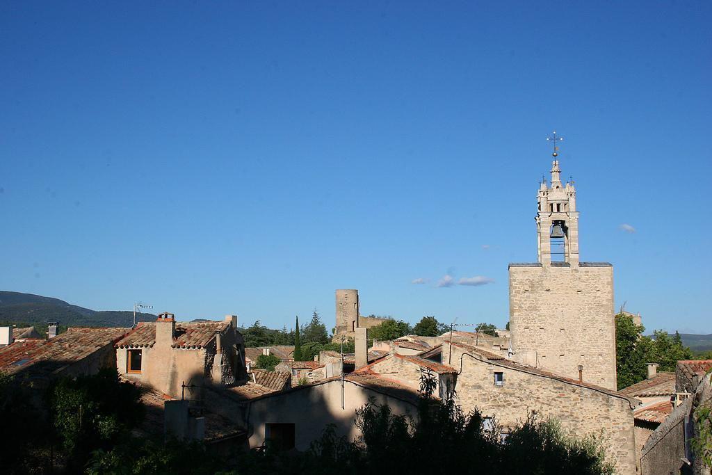 Clocher d'eglise - Ansouis, Vaucluse, Sud Luberon