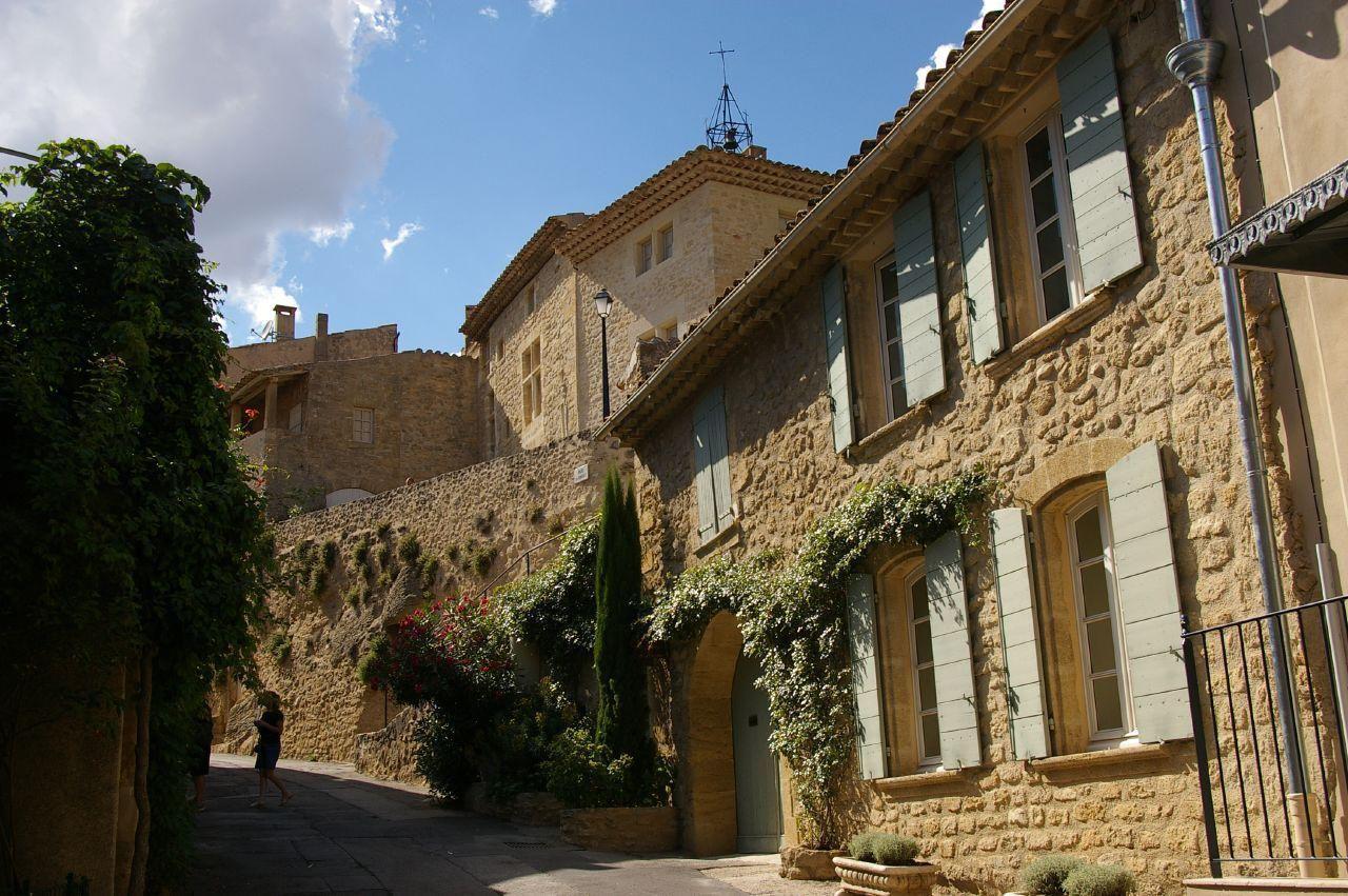Le Village Provencal d'Ansouis