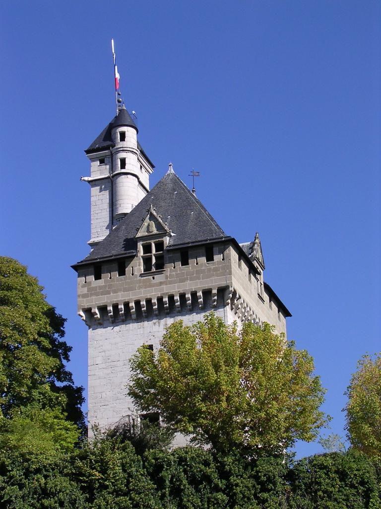 Tour du Château_Chambéry