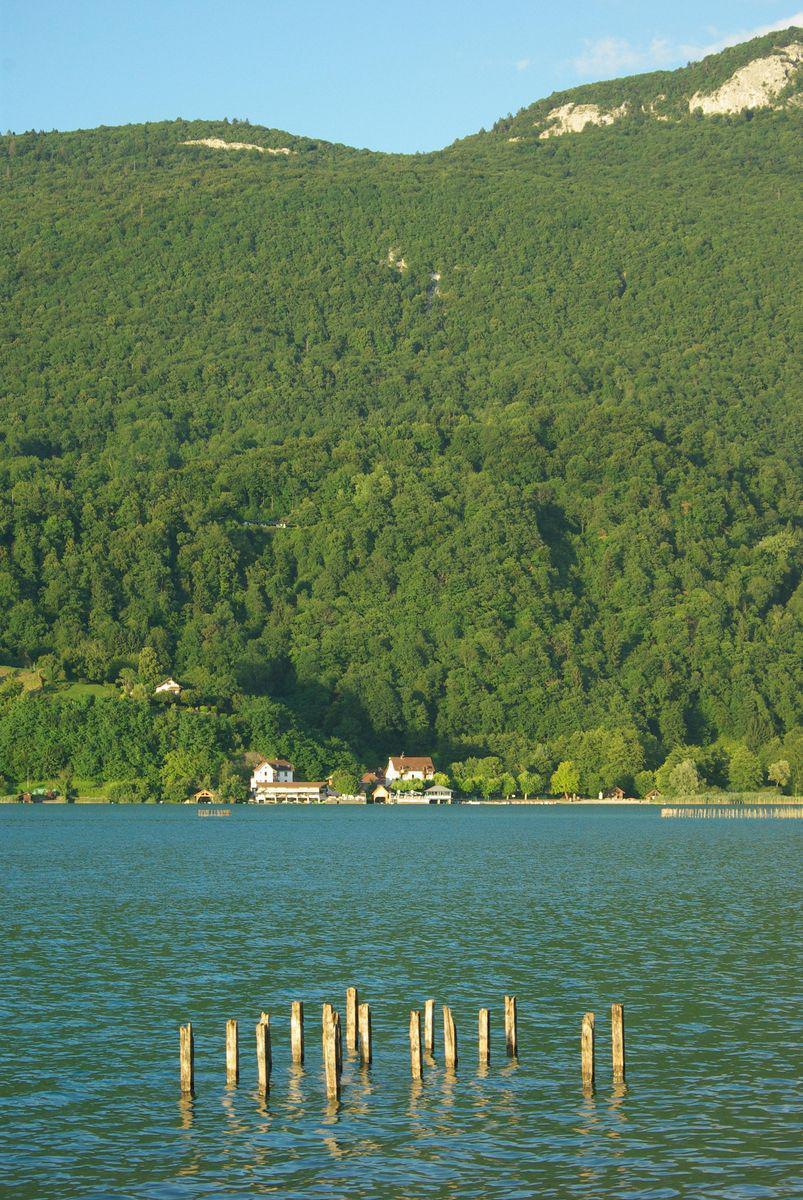 Lac d'Aiguebelette_Chambéry