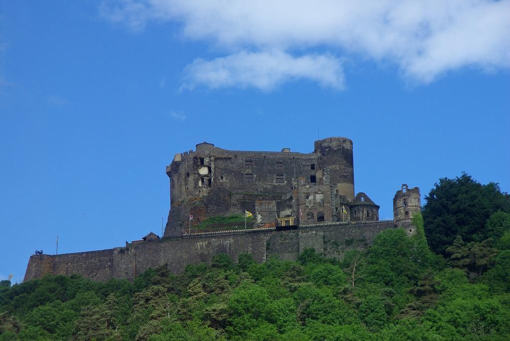 Château de Murol_Murol