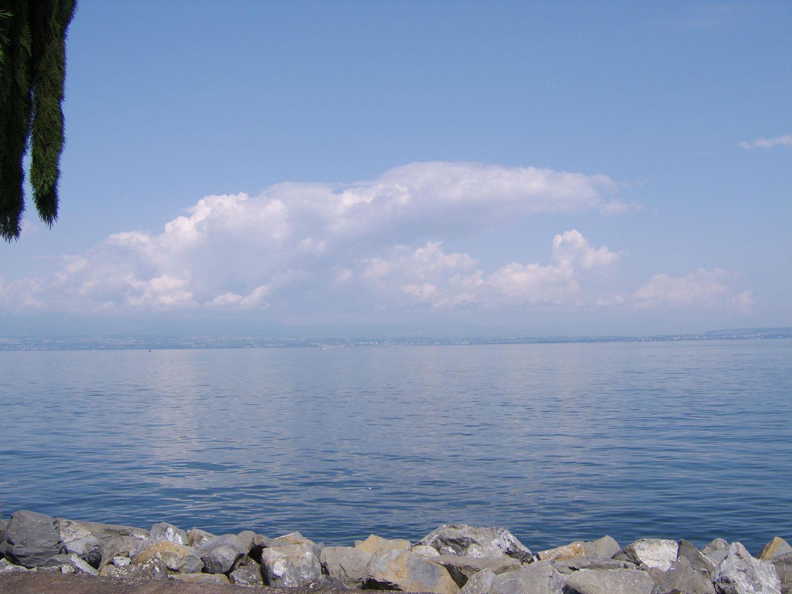 Lac Léman_Evian les Bains