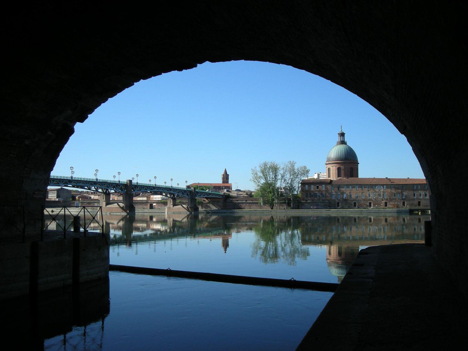 Le pont Saint-Pierre_La Grave