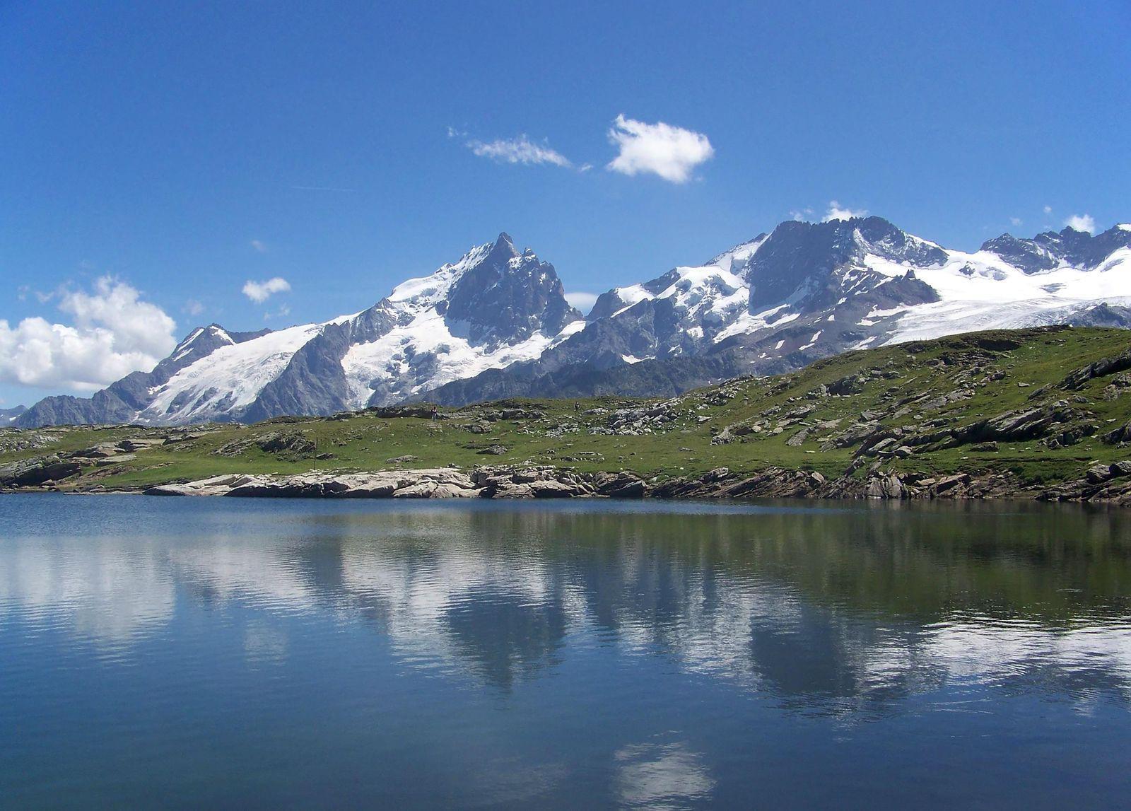 Glaciers de la Meije_La Grave