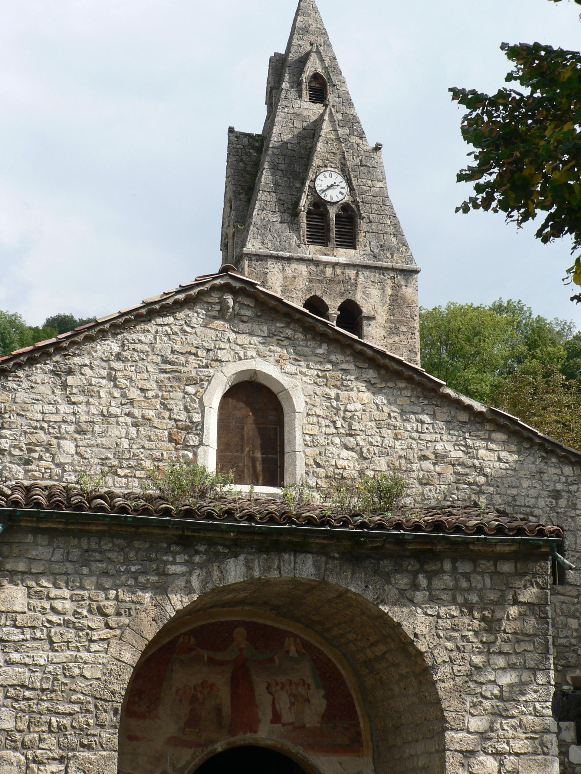Église Sainte-Marie du Genevrey