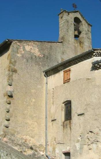 Eglise St Didier Crussol