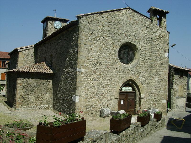 ancienne chapelle Saint-Sorlain