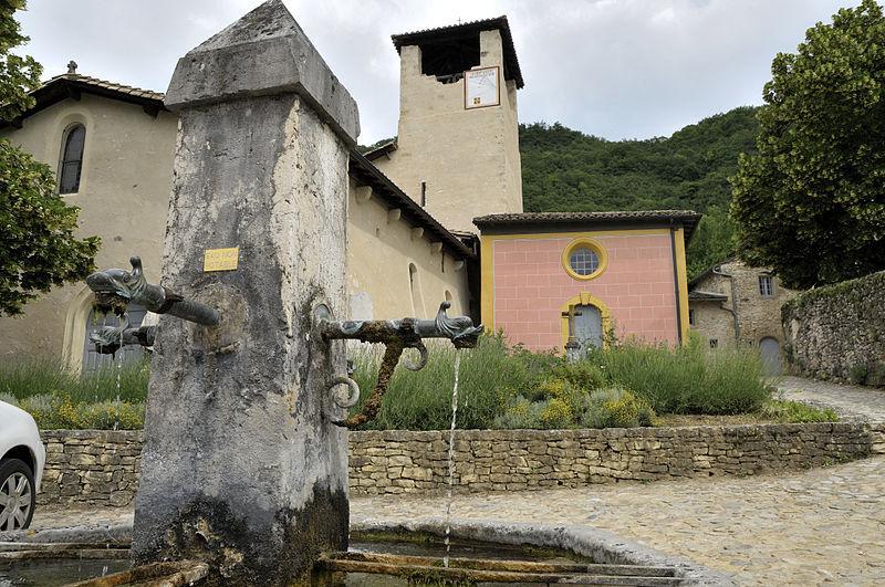 Image : Église de Saint-Martin-d'Hostun