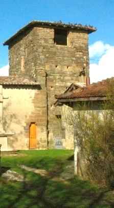 Image : Église Saint-Ange de Peyrins