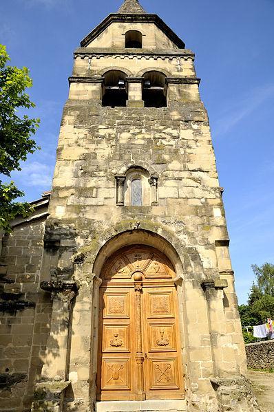 Église de Mours saint Eusebe