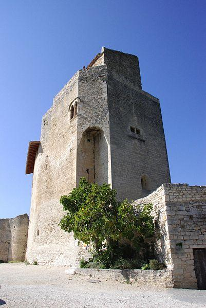 Image : Château des Hospitaliers