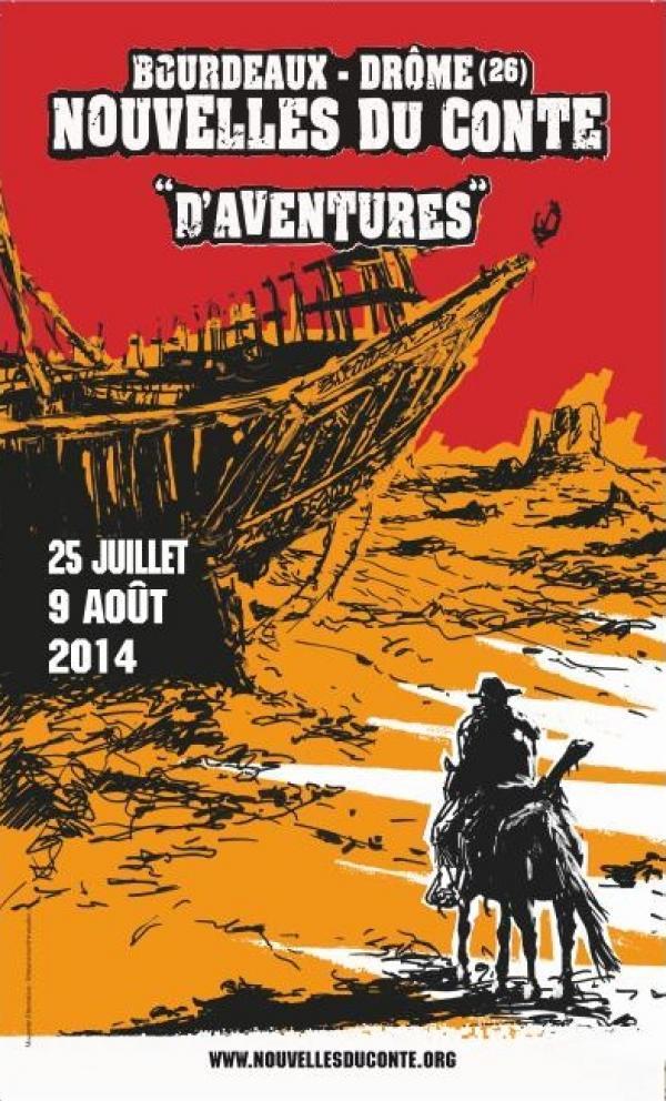 Image : Festival Nouvelles du Conte