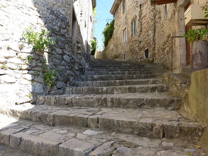 Escaliers Pont-de-Barret