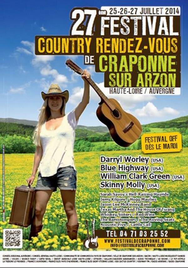Festival de Musique Country Rendez-Vous