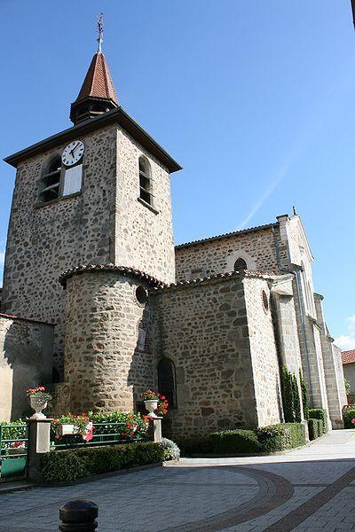 Aveizieux-Eglise