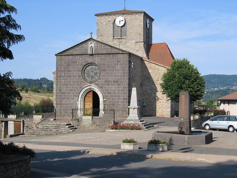 Eglise des Salles