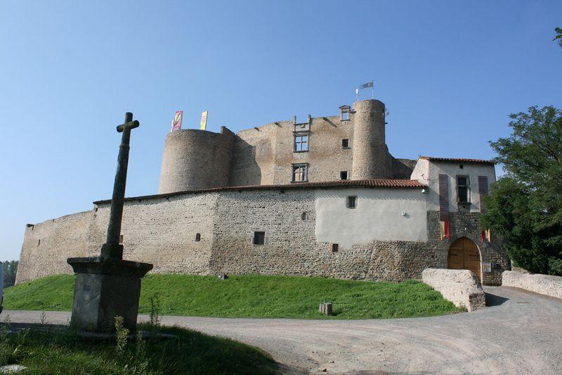 Montrond-les-Bains Château