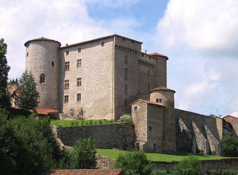 Chalmazel Château