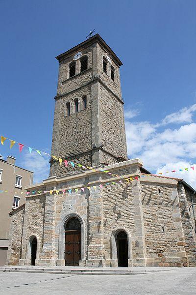 Chazelles-sur-Lyon, Eglise Saint-Michel