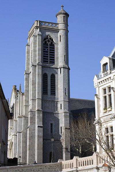 Église Saint Galmier-Clocher