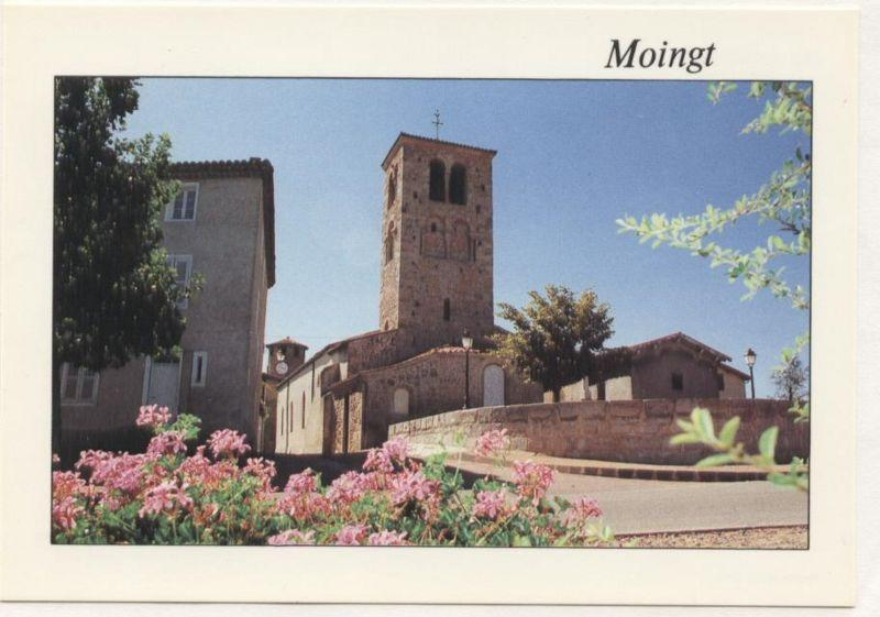 Moingt, Eglise Saint-Julien d'Antioche