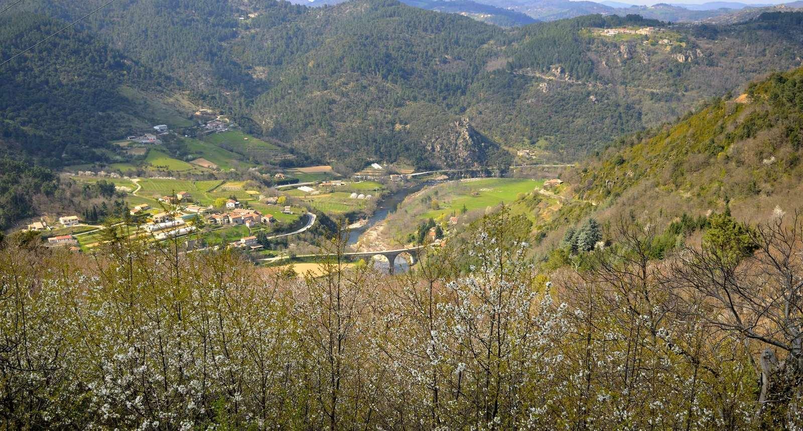 La Vallée de l'Eyrieux