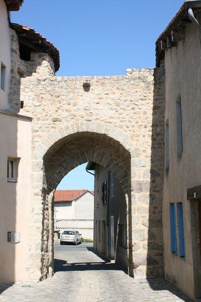 Champdieu Porte de Bise