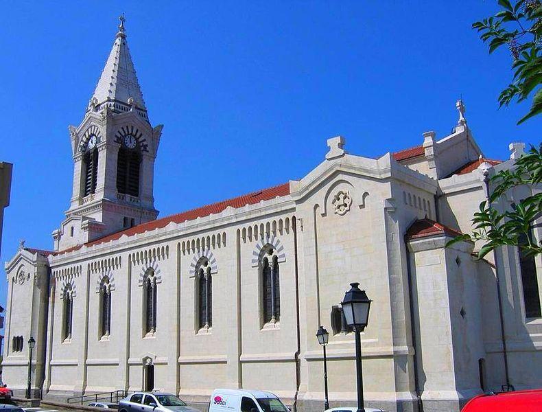 Église Saint-Héand