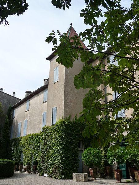 Image : Château de Saint-Jean du Gard