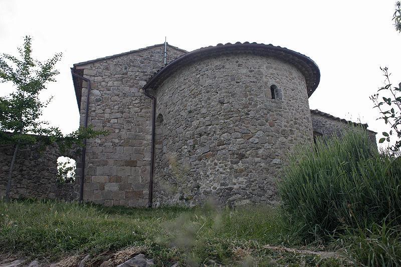 Image : Chapelle Romane