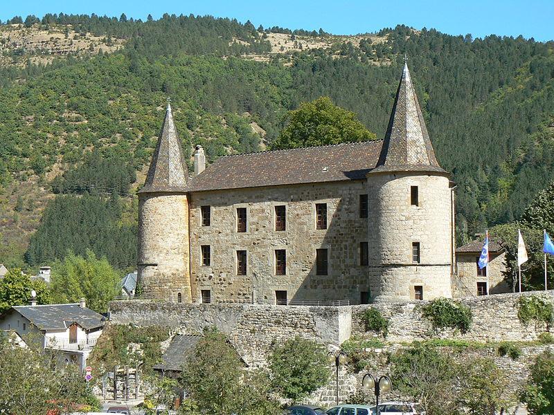 Florac Château