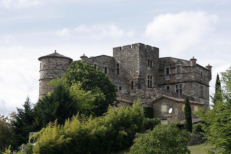 Image : Château du Castellas