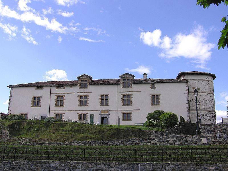 Ancien château d'Espelette