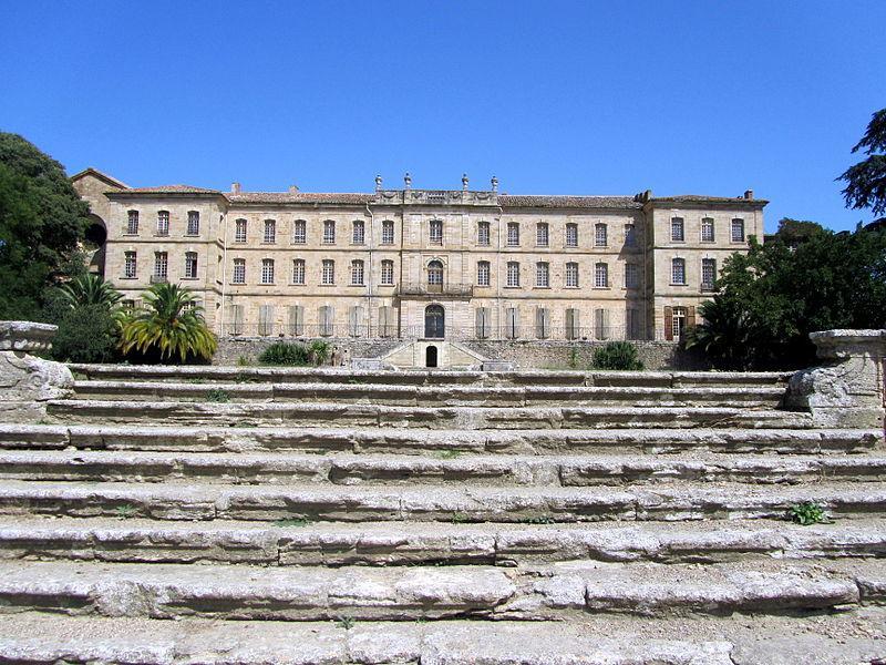 Image : Château Abbaye de Cassan