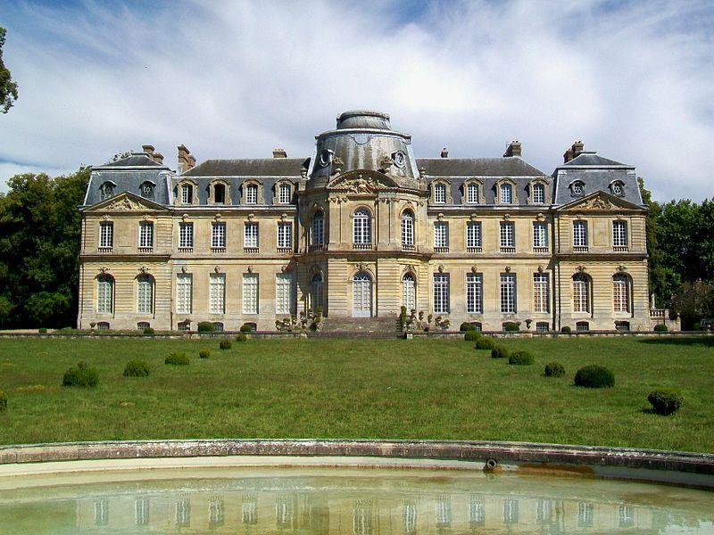 Épinay-Champlâtreux (95), château de Champlâtreux