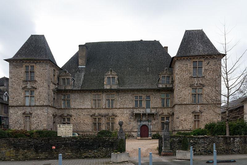 Mauléon-Château d'Andurain