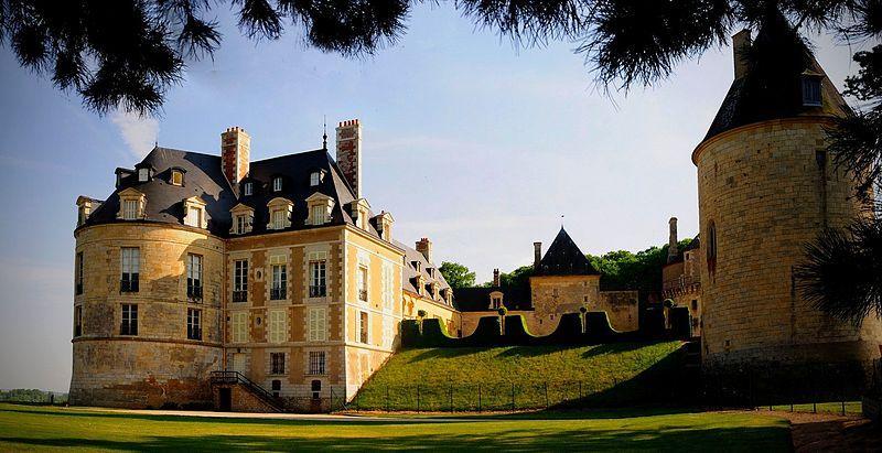 Château d'Apremont-sur-Allier
