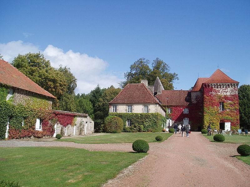 Image : Parc du Château d'Arfeuille