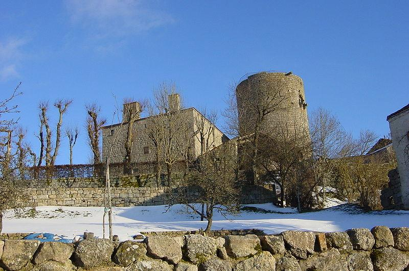 Château d'Esplantas